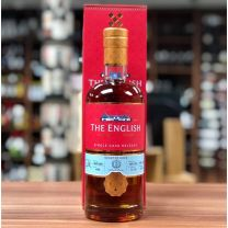 The English Whisky Co. - 23 Wine & Whiskey Exlcusive Cask Release 70CL