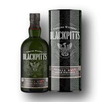 Teeling Blackpitts Peated Single Malt Whiskey 46% 70CL