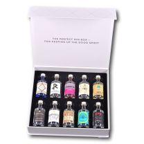 The Gin Box 1423 500ml (10x50ml) 42%