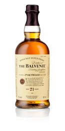 The Balvenie 21 Year Old Single Malt Whisky 70CL