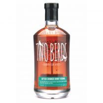 Two Birds After Dinner Mint Vodka 70CL