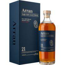 Arran 21 Year Single Malt Scotch Whisky 70cl