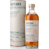 Arran Quarter Cask The Bothy Single Malt Whisky 56.2% 70CL