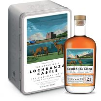 Arran Lochranza Castle 21 Year Old - Explorers Series Volume Two 70CL