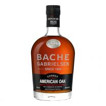 Bache-Gabrielsen American Oak Cognac 70CL