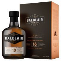 Balblair 18 Year Old Single Malt 70cl