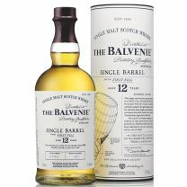 The Balvenie 12 Year Old Single Barrel First Fill Single Malt Whisky 47.8% 70CL