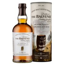 Balvenie Stories 12 Year Old - The Sweet Toast of American Oak 70CL