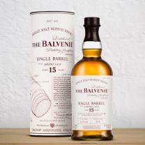 The Balvenie 15 Year Old Single Barrel Sherry Single Malt Whisky 70CL