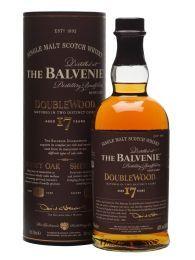 Balvenie 17 Year Old Doublewood 70CL