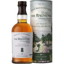 The Balvenie 19 Year Old The Edge of Burnhead Wood 70CL