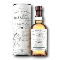 The Balvenie 21 Year Old Single Barrel 2020 Release Speyside Single Malt Whisky 70CL