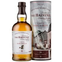Balvenie Stories 26 Year Old 70cl - A Day of Dark Barley 70CL