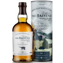 Balvenie Stories 14 Year Old Week Of Peat 70CL