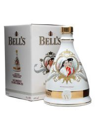 BELL'S ROYAL WEDDING 2011 DECANTER