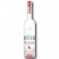 Belvedere Pink Grapefruit Flavoured Vodka 70CL
