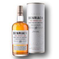 Benriach The Smoky 10 Year Speyside Single Malt Whisky 70CL