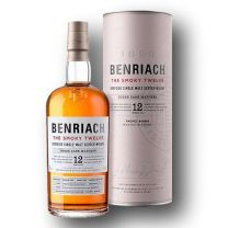 Benriach The Smoky Twelve Year Old Speyside Single Malt Whisky 70CL