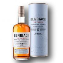Benriach The Twelve Year Old Speyside Single Malt Whisky 70CL