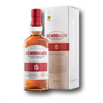 Benromach 15 Year Old Speyside Single Malt Whisky 70CL