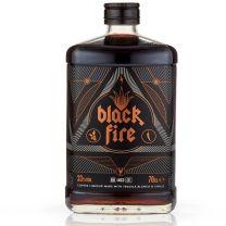 Black Fire Coffee Liqueur 33% 70CL