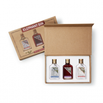 Elephant Gin Miniature Trio Pack Gift Set (3 x 5CL)