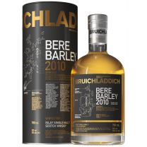 Bruichladdich Bere Barley 2010 Unpeated Islay Single Malt Whisky 70CL