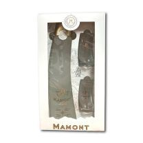 Mamont Siberian Vodka with 2 Glasses Gift Pack 70CL