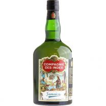 Jamaica 5 Year Old Blended Rum Compagnie des Indes 43% 70CL