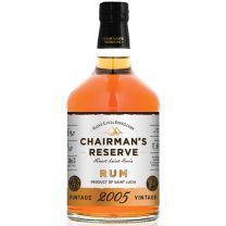 Chairman's Reserve 2005 Vintage Rum 46% 70CL