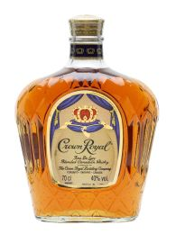 Crown Royal Canadian Whisky 70CL
