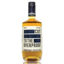 Cut Overproof Rum 75.5% 70CL