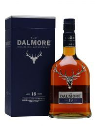 Dalmore 18 Year Old Highland Single Malt  70CL