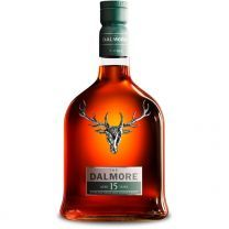 The Dalmore 15 Year Old Single Malt 70CL