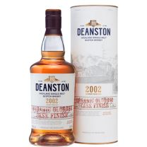 Deanston 2002 Organic Oloroso Cask Finish Single Malt Whisky 50.6% 70CL