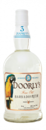 Doorly's 3 Year Old Rum 70CL