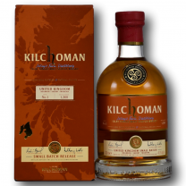 Kilchoman UK Small Batch Release Islay Single Malt Whisky 70CL