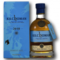 Kilchoman Vintage 2010 Limited Edition Islay Single Malt Whisky 70CL