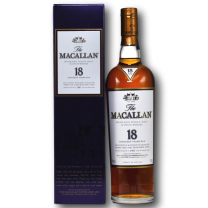The Macallan 18 Year Old 1997 Highland Single Malt Whisky 70CL