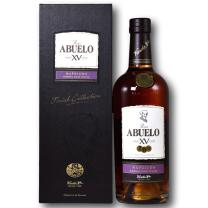 Ron Abuelo Anejo XV Napoleon Cognac Cask Finish Rum 70CL