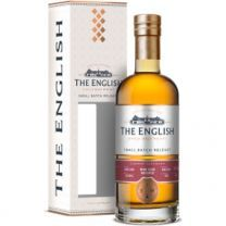 The English Whisky Co. 11 Year Old Cabernet Sauvignon Cask Matured Single Malt 70CL