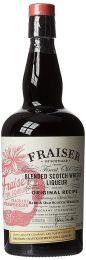 Fraser Blended Scotch Whisky Liqueur 70CL