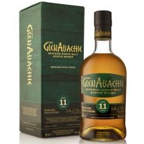 GlenAllachie 11 Year Old Moscatel Wood Finish Speyside Single Malt Whisky 70CL