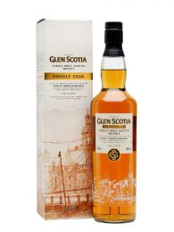 Glen Scotia Double Cask single Malt Whisky 70CL