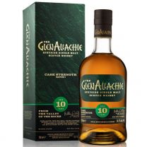 GlenAllachie 10 Year Old Cask Strength 58.2% 70CL