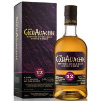 GlenAllachie 12 Year Old Single Malt Whisky 46% 70CL