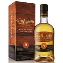 GlenAllachie 8 Year Old Koval Rye Wood Finish 48% 70CL