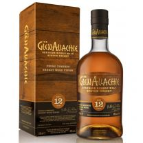 GlenAllachie 12 Year Old PX Wood Finish 48% 70CL