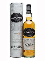 Glengoyne 10 year old Single Malt Whisky 70CL
