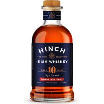 Hinch 10 Year Old Blended Irish Whiskey Sherry Cask Finished 70CL